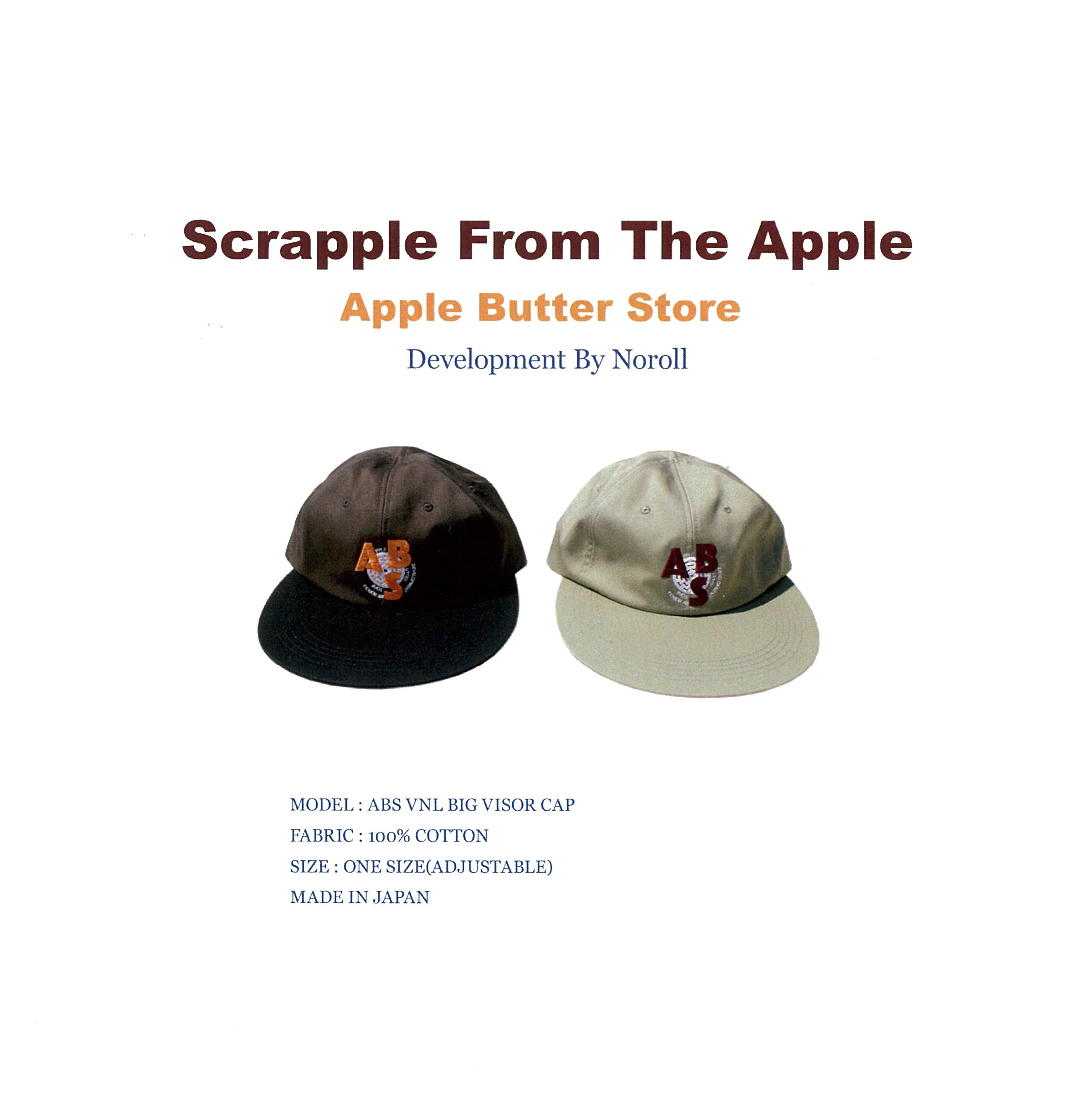 Scrapple From The Apple